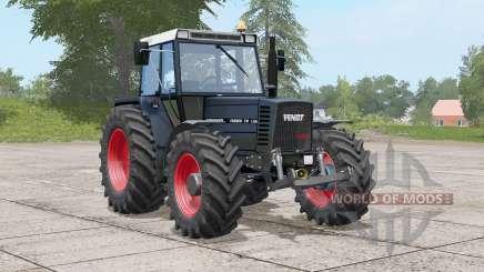 Fendt Farmer 310 LSA Turbomatik〡fixed camera for Farming Simulator 2017