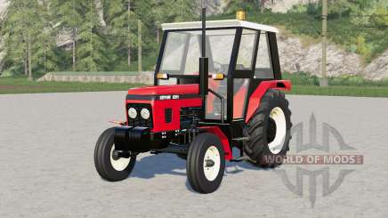 Zetor 6211〡with weights for Farming Simulator 2017