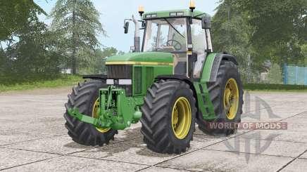 John Deere 7800〡FL console option for Farming Simulator 2017