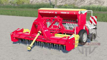 Pottinger Vitasem 302 classic for Farming Simulator 2017