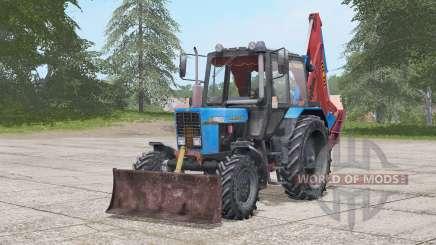 MTH 82.1 Belarus EO 2121〡a engine choice for Farming Simulator 2017