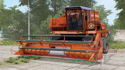 Don 1500A〡in a set of two reapers for Farming Simulator 2017
