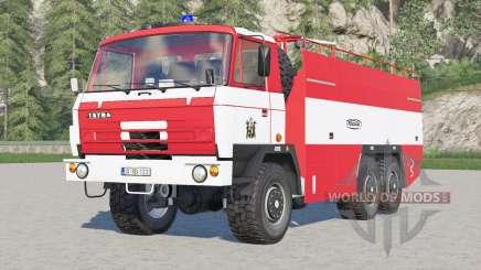 Tatra T815 CAS32 for Farming Simulator 2017