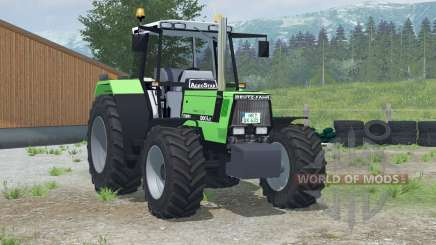 Deutz-Fahr AgroStar 6.31〡dual rear wheels for Farming Simulator 2013