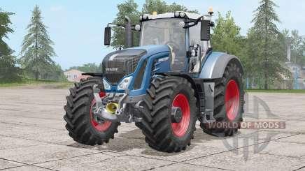 Fendt 900 Vario〡new wheel michelin for Farming Simulator 2017
