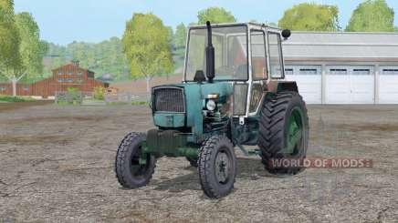 SMH 6KL〡 Open doors for Farming Simulator 2015