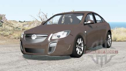 Vauxhall Insignia VXR 2009 for BeamNG Drive