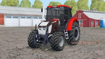 Zetor Forterra 135 16V〡with FL console for Farming Simulator 2015
