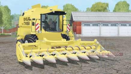 New Holland TX68 plus for Farming Simulator 2015