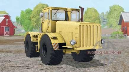 Kirovets K-700〡animim exhaust valve for Farming Simulator 2015