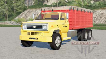 Chevrolet C70 Grain Truck for Farming Simulator 2017