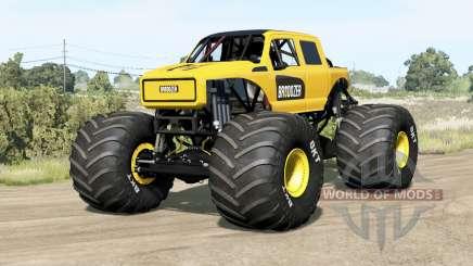 CRD Monster Truck v2.3 for BeamNG Drive