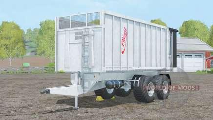 Fliegl TMK 266 Bull〡working lighting for Farming Simulator 2015