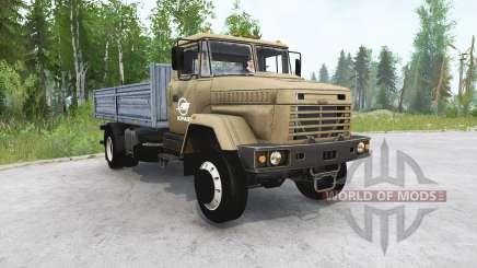 KRAz 5133 for MudRunner