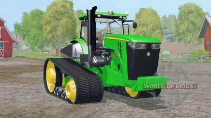 John Deere 9560RT〡wider tracks for Farming Simulator 2015