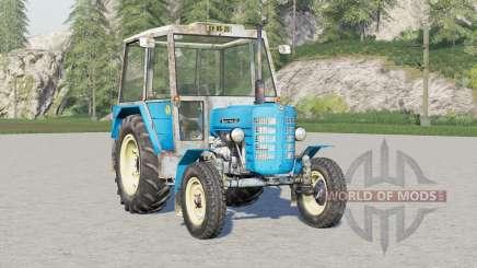 Zetor 4611 for Farming Simulator 2017