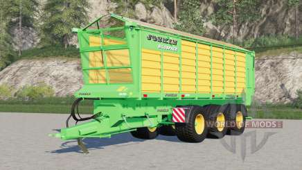 Joskin Silospace 26-50〡with or without cover for Farming Simulator 2017