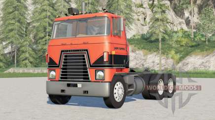 International TranStar II 4070B Day Cab 1977 for Farming Simulator 2017