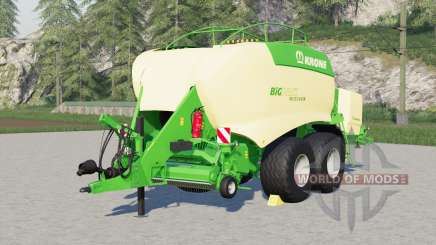 Krone BiG Pack 1290 HDP II (XC) for Farming Simulator 2017