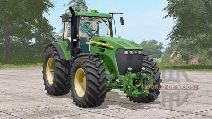 John Deere 7020 series〡new control table for Farming Simulator 2017