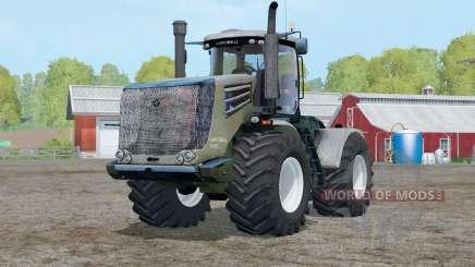 Kirovets K-9450〡 mirrored reflect the surroundings for Farming Simulator 2015