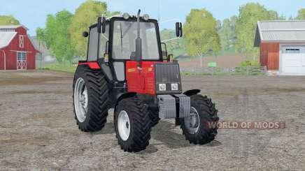 MTH 920 Belarus〡s bulldozing dump for Farming Simulator 2015