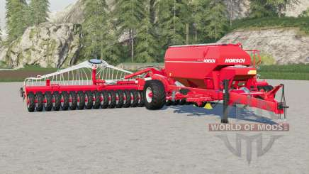Horsch Serto 12 SC〡extended repair interval for Farming Simulator 2017