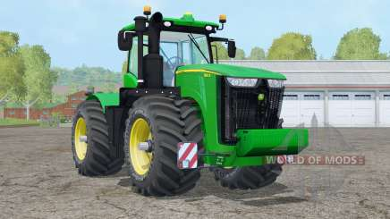 John Deere 9560R〡interactive control for Farming Simulator 2015