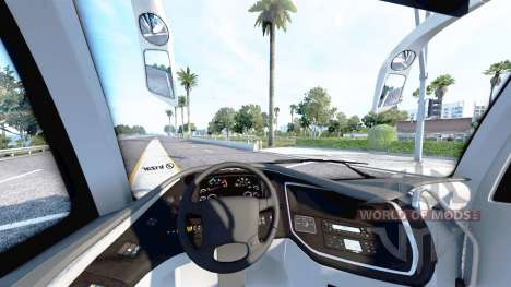 Irizar i8 2016 v2.6 for American Truck Simulator