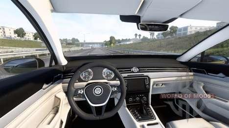 Volkswagen Passat R-Line (B8) 2015 for American Truck Simulator