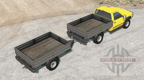 Gavril D-Series Farmhand Long v2.0 for BeamNG Drive