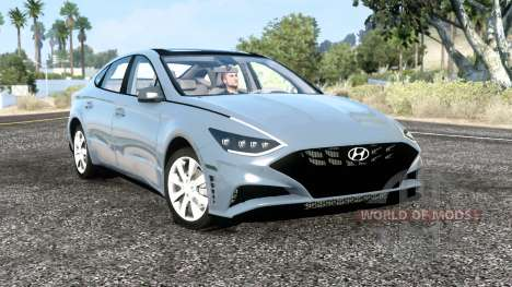 Hyundai Sonata Limited (DN8) 2020 for American Truck Simulator