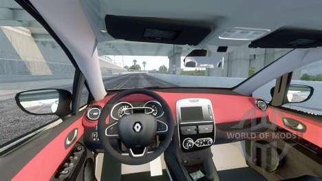 Renault Clio 2017 v1.3 for American Truck Simulator