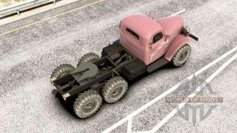 ZiL-157V v1.3 for American Truck Simulator