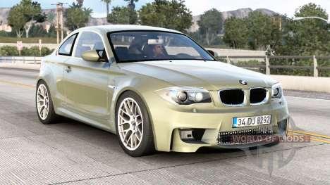 BMW 1M (E82) 2011 v1.4 for American Truck Simulator