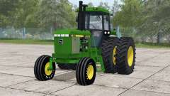 John Deere 4050 series〡wheels selection for Farming Simulator 2017