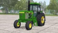 John Deere 4040 series for Farming Simulator 2017