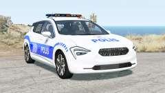 Cherrier FCV Turkish Police v1.3 for BeamNG Drive