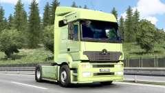Mercedes-Benz Axor 1840 2001 v3.1 for Euro Truck Simulator 2