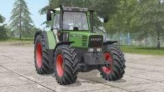 Fendt Favorit 510 C Turbomatik〡three versions for Farming Simulator 2017