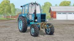 MTH-82 Belarus〡 Open doors and windows for Farming Simulator 2015