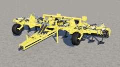 Agrisem Cultiplow Platinum〡work speed 25 km-h for Farming Simulator 2017