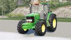 John Deere 6030 Premium〡optional FL console for Farming Simulator 2017