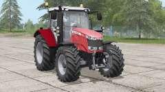 Massey Ferguson 6600 serieᵴ for Farming Simulator 2017