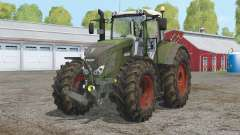 Fendt 828 Vario〡animated hydraulic for Farming Simulator 2015