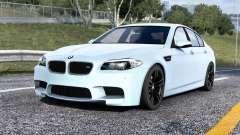 BMW M5 (F10) 2013 v1.4 for American Truck Simulator