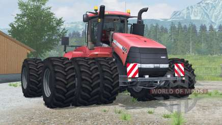 Case IH Steiger 600〡twelve wheels for Farming Simulator 2013