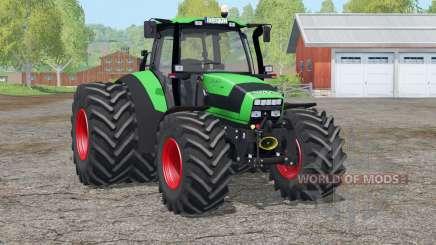 Deutz-Fahr Agrotron TTV 1145 for Farming Simulator 2015