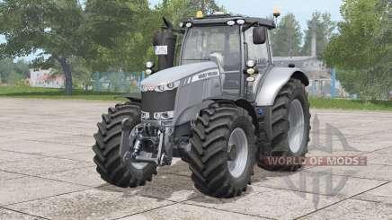 Massey Ferguson 7700 series〡design configuration for Farming Simulator 2017