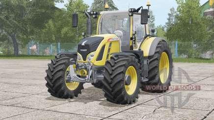 Fendt 700 Vaꭉio for Farming Simulator 2017